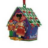 Ornament de brad Craciun Santoro Baubles Spargatorul de nuci