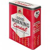 Cutie de depozitare metalica - Good Morning