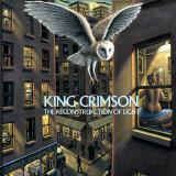 King Crimson The Reconstrukction Of Light digipak (cd+dvd)