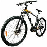 Bicicleta ROW MTB MalTrack BIG BOSS cu 24 Viteze, Amortizor, Roti 29 Inch