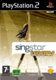 Joc PS2 Singstar - Legends