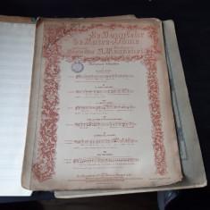 LE JONGLEUR DE NOTRE DAME - MUZICA J. MASSENET, VERSURI MAURICE LENA