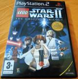 Lego Star Wars II: The original Trilogy, PS 2, original, alte sute de titluri