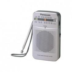 Radio portabil Panasonic RF-P50DEG, argintiu