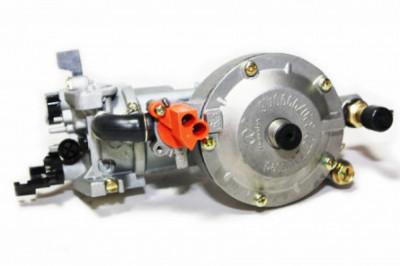 Kit conversie GPL- Benzina pentru motopompa 5.5CP 6.5CP 7CP Micul Fermier GF-1019 foto