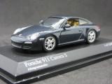 Macheta Porsche 911 Carrera S Minichamps 1:64