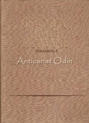 Istoria Limbii Romane. Limba Latina - Al. Rosetti, B. Cazacu, I. Fischer foto