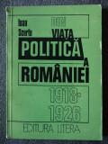 Ioan Scurtu - Din viața politică a României: ... Partidului Țărănesc 1918-1926