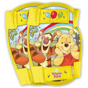 Set protectie Cotiere Genunchiere Winnie The Pooh Disney Eurasia 35401 B3302127