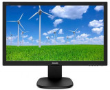 Monitor TFT-LCD LED Philips 23.6inch 243S5LHMB/00, Full HD (1920 x 1080), VGA, HDMI, Boxe, Pivot, 1 ms (Negru)