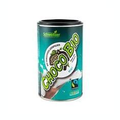 Pudra de Cacao Bio cu Menta pentru Ciocolata Calda Schweitzer 250gr Cod: SR136039