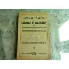 Manual practic de limba italiana - Oreste Marciapiedi