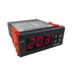 Modul Controller de Temperatură cu Intrare Tip K W2030 (-30 ~ 999 °C, 220 V)