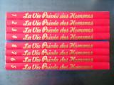 Cumpara ieftin LOUIS-RENE NOUGIER - LA VIE PRIVEE DES HOMMES 8 volume, Editie Integrala