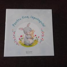 PENTRU TINE, IEPURASULE! (0 - 2 ani, 3 - 5 ani)