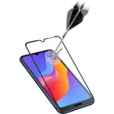 Sticla Securizata Full Body Anti-Shock Negru Huawei Y6 (2019), CellularLine