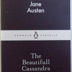 THE BEAUTIFULL CASSANDRA de JANE AUSTEN, 2015