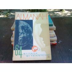 Almanah stiinta si tehnica 1964