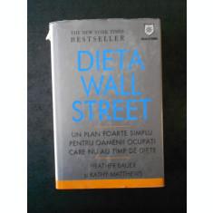 HEATHER BAUER, KATHY MATTHEWS - DIETA WALL STREET