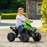 SUPER ATV QUAD 400S PT.COPIII,12V PUTERE,TRACTIUNE 2WD,UN CADOU MINUNAT.SIGILAT., Unisex