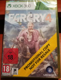 Joc Far Cry 4, Xbox 360, original și sigilat, alte sute de titluri, Shooting, 18+, Multiplayer, Ubisoft