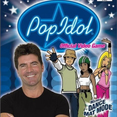 Joc PS2 Pop Idol