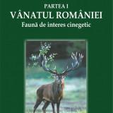 Carte Vânatul României. Faună de interes cinegetic
