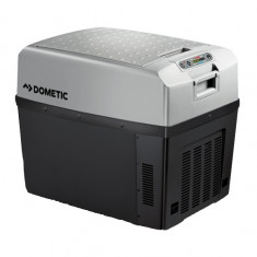 Cutie termoelectrica Dometic-Waeco TropiCool TCX 35, 33L, 12 24V DC 230V AC, 10KG, Gri