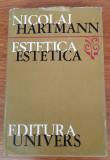 Estetica, Nicolai Hartman