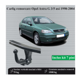 Carlig remorcare Opel Astra G Hatchback/ Berlina 1998-2008 tip semidemontabil AutoHak