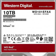 Hdd intern wd red nas hard drive 3.5 10tb sata