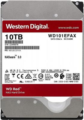 Hdd intern wd red nas hard drive 3.5 10tb sata foto