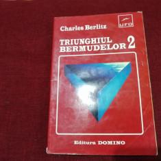CHARLES BERLITZ - TRIUNGHIUL BERMUDELOR 2 VOL