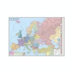 Europa. Harta politica 1000x700mm (GHC2P1-L)