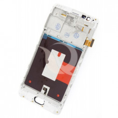 Lcd, oneplus 3t, oneplus 3, tft, complet, white