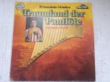 gheorghe zamfir traumland der panflote disc vinyl lp muzica populara world nai