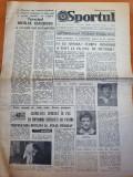 sportul 15 iunie 1984-meciul romania-spania 1-1 ,CE franta,gol boloni