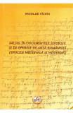 Falsul in documentele istorice si in operele de arta romanesti - Nicolae Vilvoi