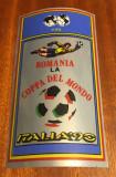 Abtibild FIFA - ROMANIA la COPPA DEL MONDO - ITALIA 90 (Ca nou!)