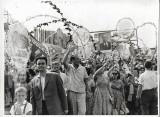 A821 Manifestatie 23 August pionier anii 1950