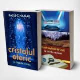 Pachet: Cristalul eteric Al treilea tunel - Radu Cinamar si Misterele inexplicabile din Carpati (Aur, guri de rai, cetati-fantoma, piramida holografic