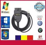Interfata diagnoza auto VAG.COM 19.6 lb. ROMANA,  maghiara – Audi  WV – 2019