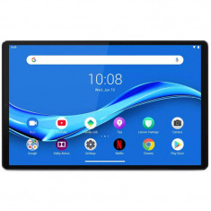 Tableta Lenovo Tab M10 Plus TB-X606X 10.3 inch FHD MediaTek Helio P22T 4GB 128 GB Flash Wi-Fi 4G Iron Grey