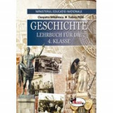Manual istorie clasa a IV a Pitila/Mihailescu (manual in lb. germana)