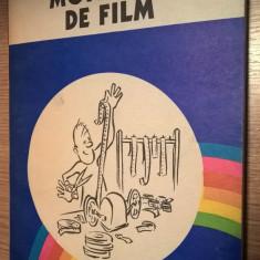 Montajul de film - Aurel Masca; Adina Georgescu Obrocea (Editura Tehnica, 1987)