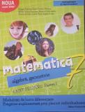 MATEMATICA ALGEBRA GEOMETRIE CAIET LUCRU CLASA A VII-A PARTEA I Peligrad