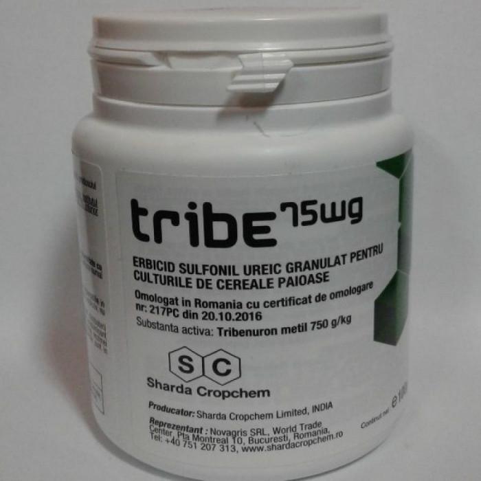 Erbicid TRIBE (tribenuron metil 750 g / Kg )