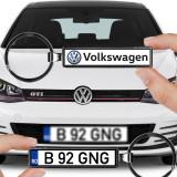 Breloc numar auto Volkswagen