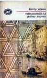 Manuscrisele lui Jeffrey Aspem Henry James