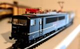 Locomotiva electrica Tillig Erfurter Bahnservice, 1:120, TT, trenulet, TT - 1:120, Locomotive